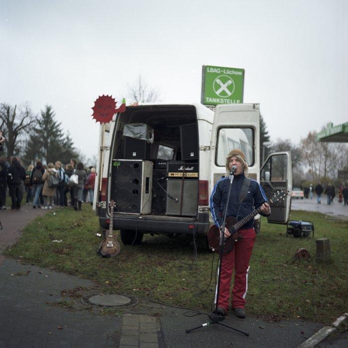 Castortransport Gorleben 2008